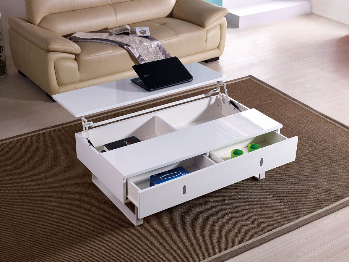 Multifunction Coffee Table Archivosweb Home In 2019 Table intended for sizing 1181 X 886