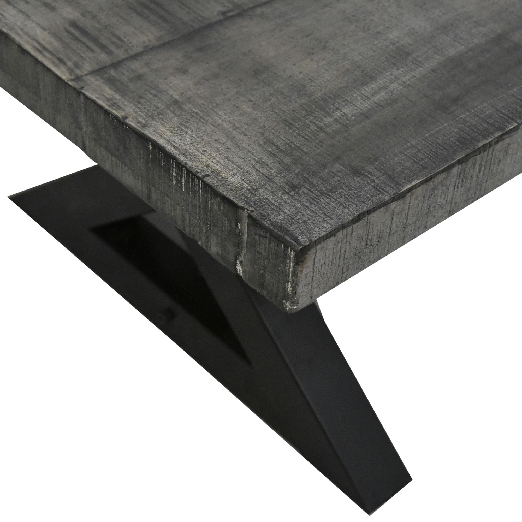 Nspire Zax Coffee Table Distressed Grey 301 147gy Modern in size 2000 X 2000
