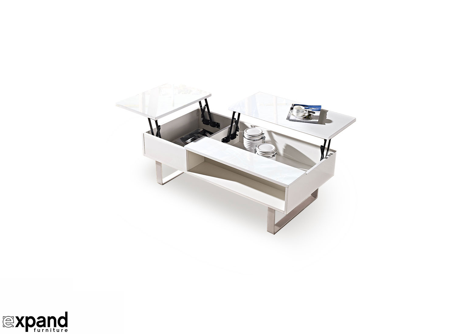 Occam Coffee Table With Lift Top Expand Furniture regarding measurements 1500 X 1100