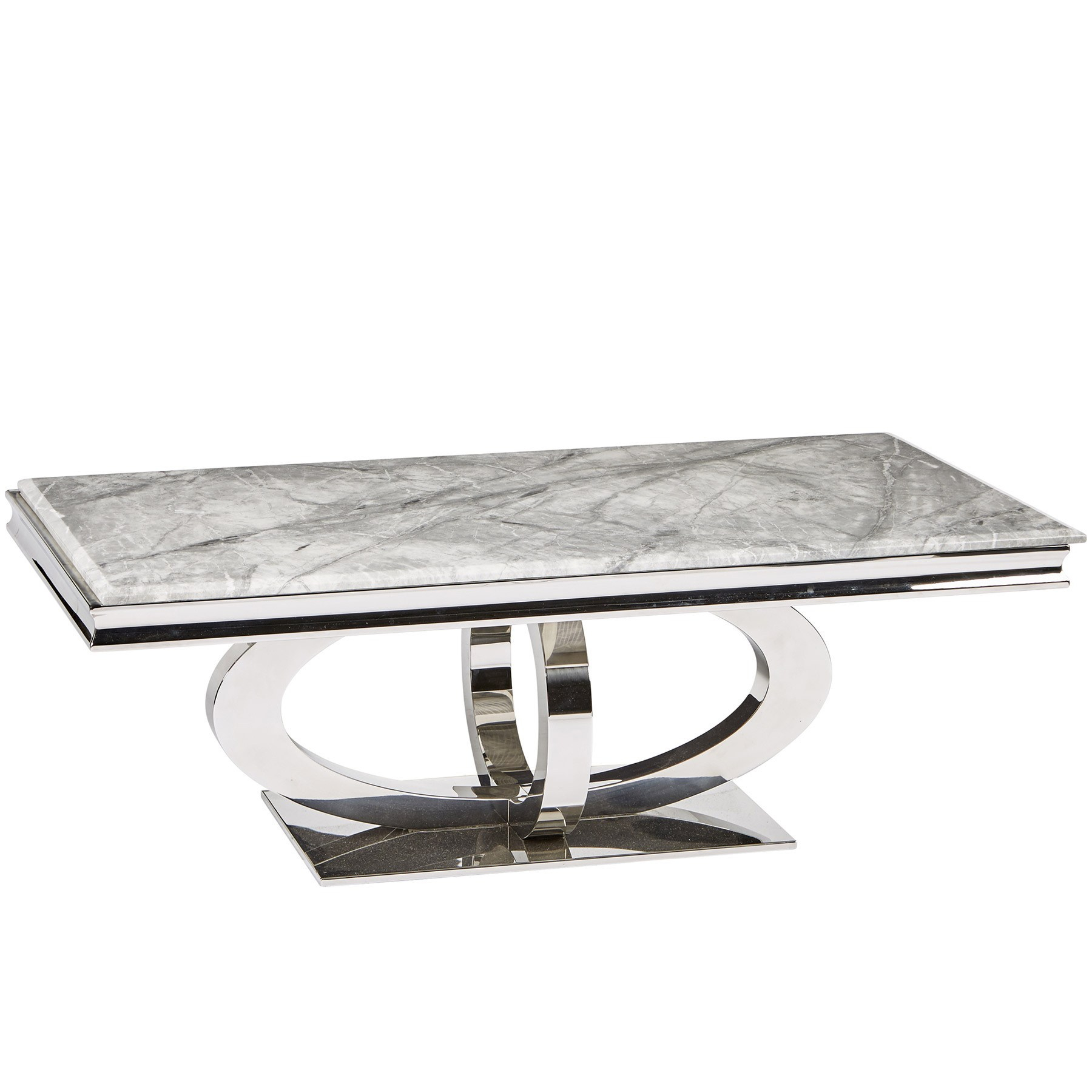 Oracle Grey Marble Coffee Table for proportions 1800 X 1800