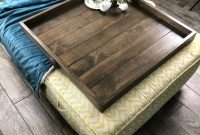 Ottoman Tray Oversized Wooden Ottoman Tray Large Wooden Etsy pertaining to proportions 794 X 1059