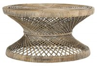 Rattan Round Coffee Table Eclectic Goods Eclectic Goods in sizing 1500 X 1500