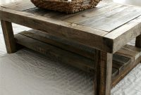 Reclaimed Barnwood Coffee Table Everettco On Scoutmob Shoppe Old throughout sizing 888 X 986