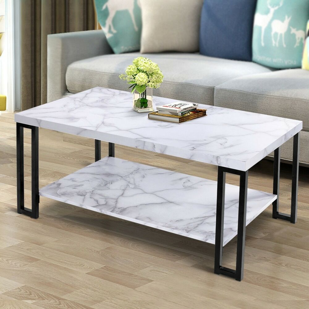 Retro Cocktail Coffee Table Tv Stand Wstorage Shelf Living Room with regard to sizing 1000 X 1000