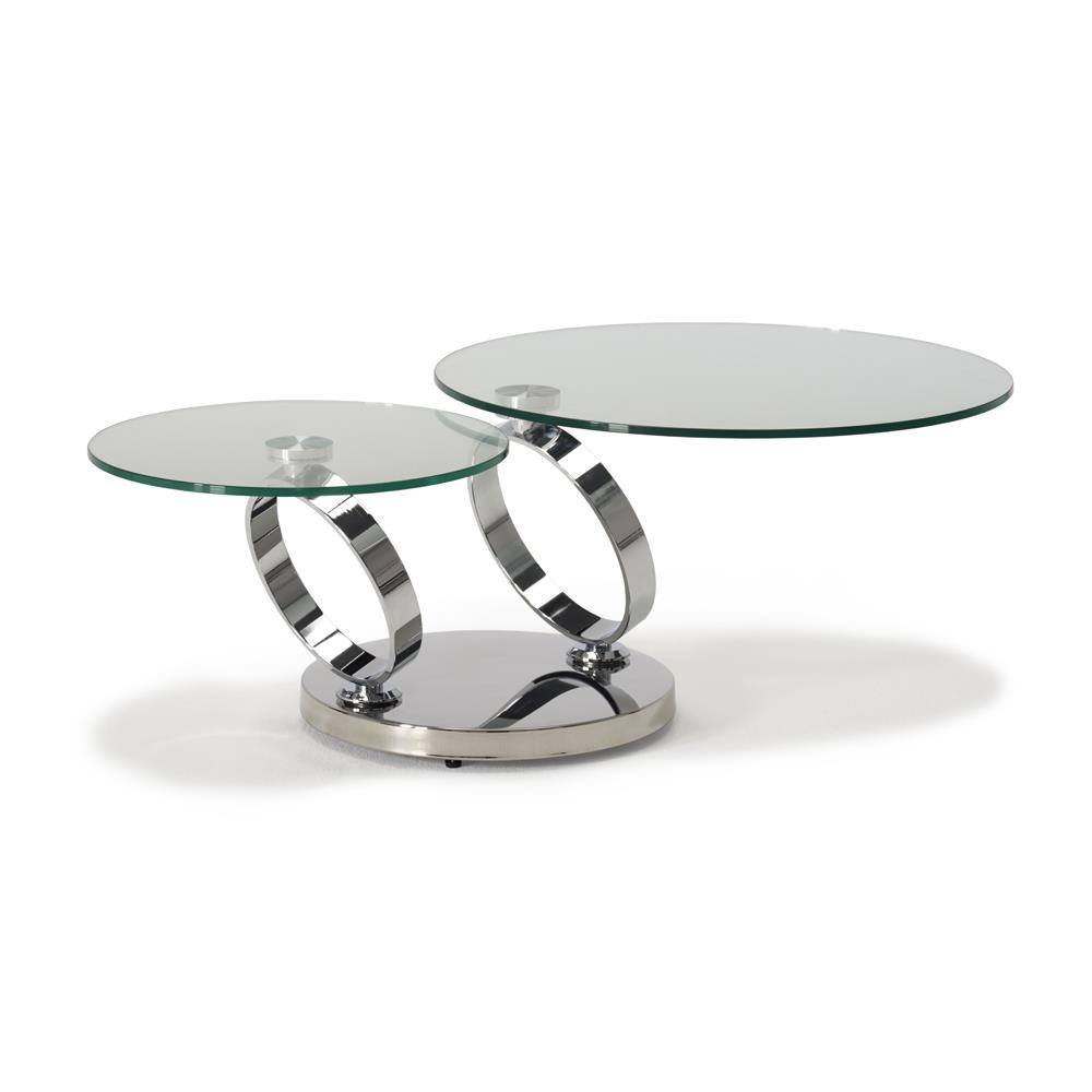 Rings Coffee Table Glasswells inside size 1000 X 1000