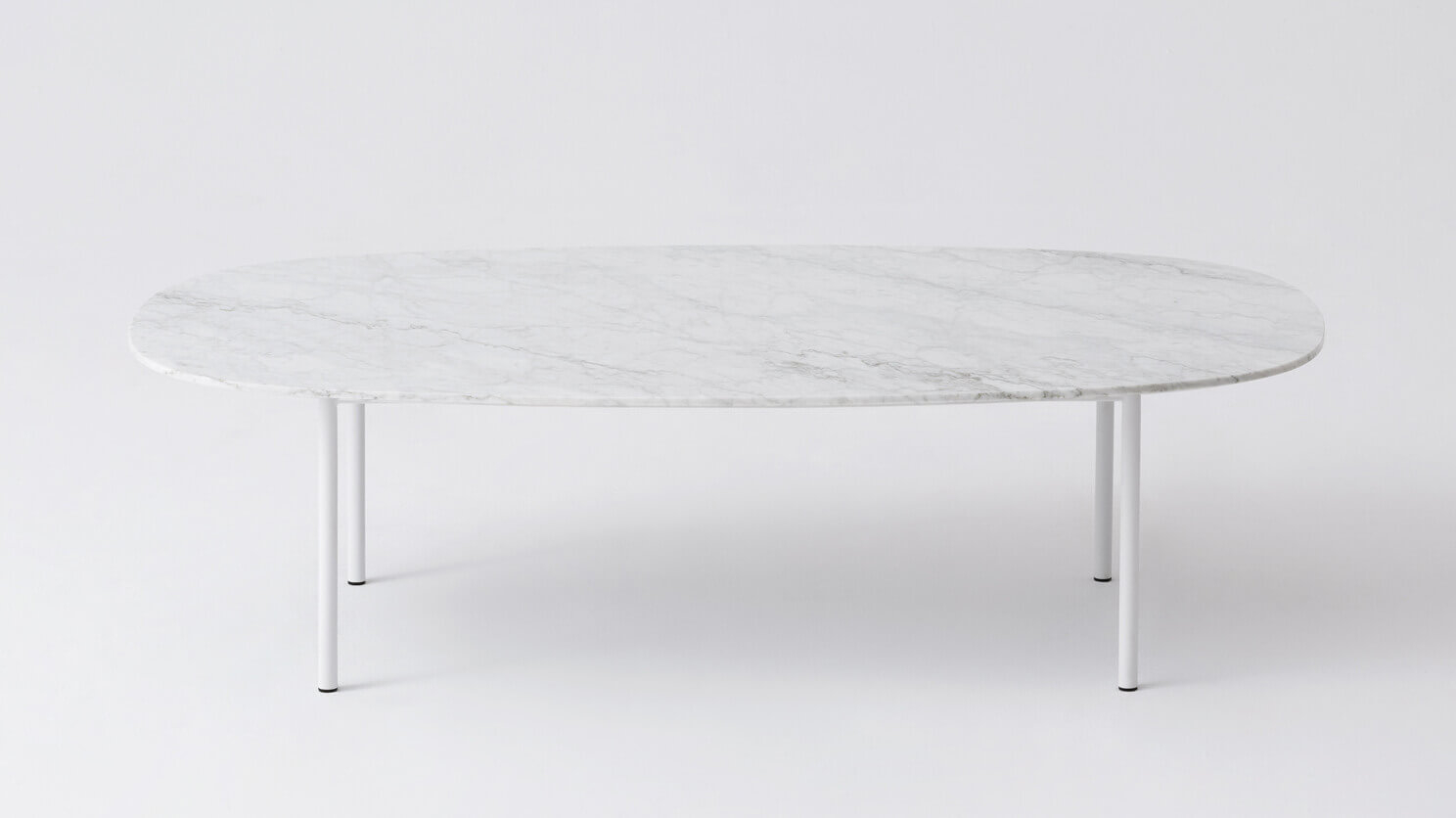 River Oval Coffee Table intended for size 1488 X 836