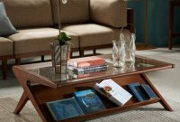 Rocket Coffee Table With Tempered Glass Beckmans pertaining to proportions 800 X 1024