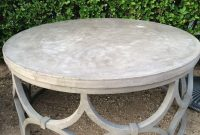 Round Outdoor Coffee Table Coffee Tables In 2019 Stone Coffee intended for dimensions 1224 X 1632