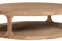 Round Reclaimed Wood Coffee Table Taramundi Furniture Home Decor for size 1300 X 606