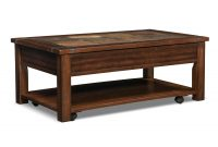 Slate Ridge Lift Top Coffee Table Cherry American Signature throughout size 1500 X 1500