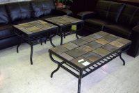 Slate Top Coffee Table Set Hipenmoedernl throughout dimensions 3164 X 2373