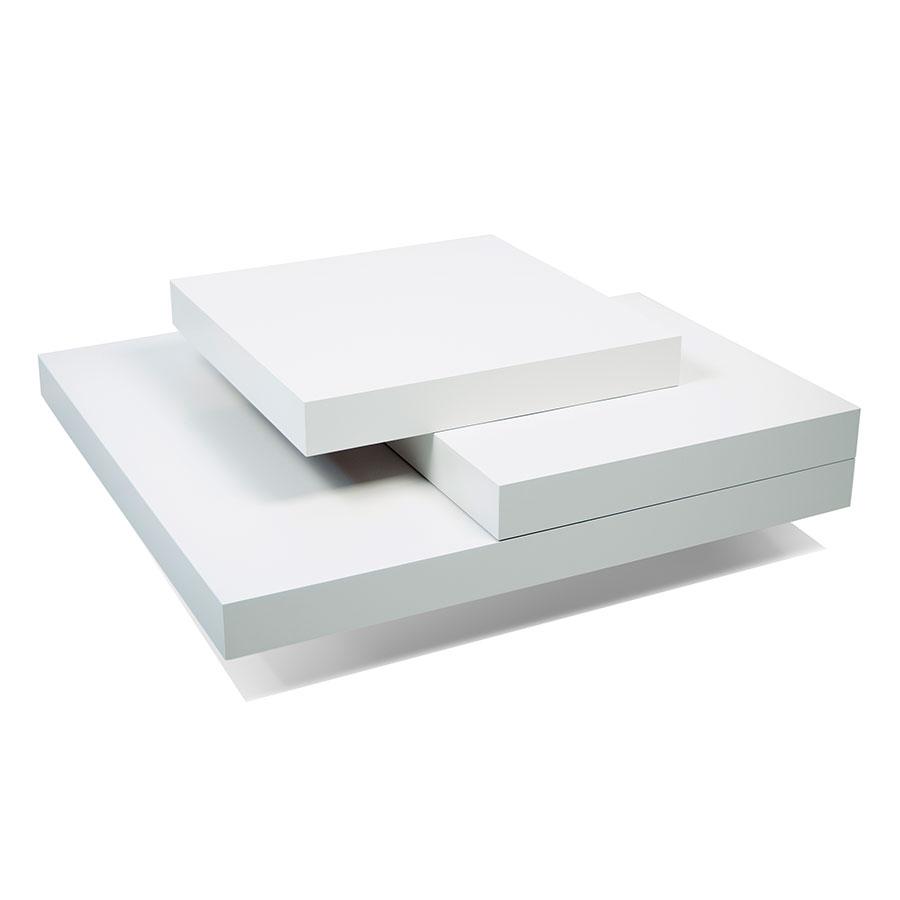 Slate White Modern Coffee Table Temahome Eurway regarding sizing 900 X 900