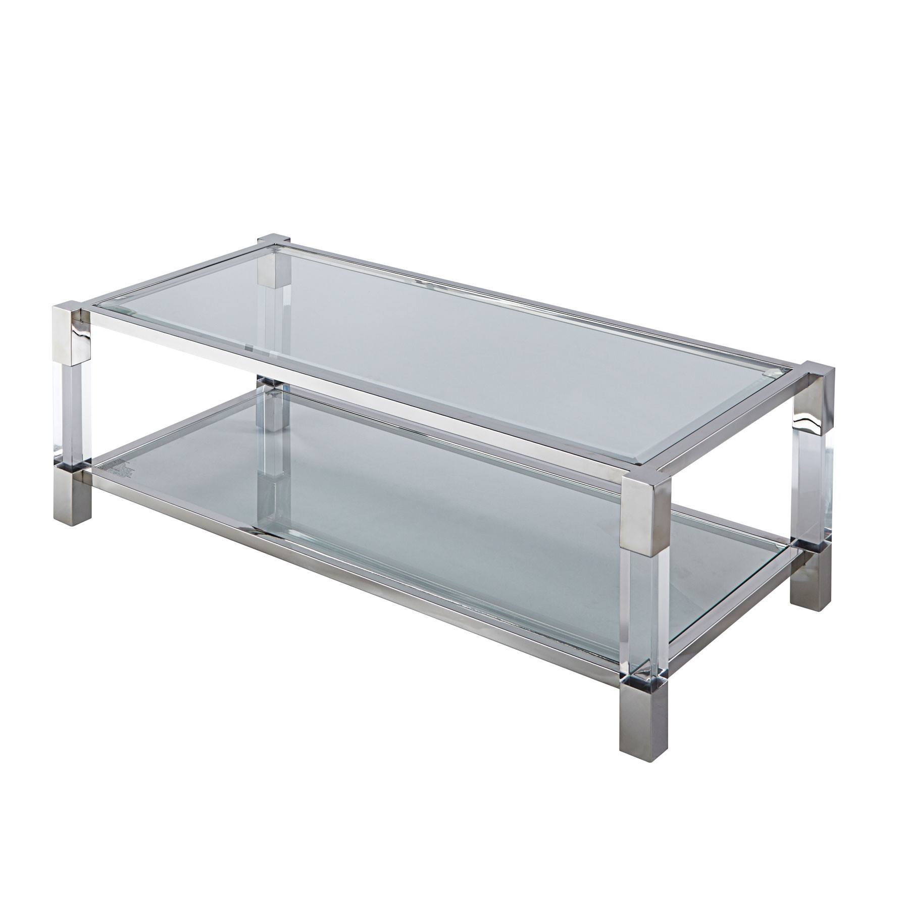 Soho Glass Coffee Table throughout size 1800 X 1800