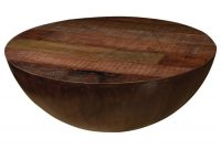 Solid Wood Round Coffee Table regarding dimensions 900 X 900