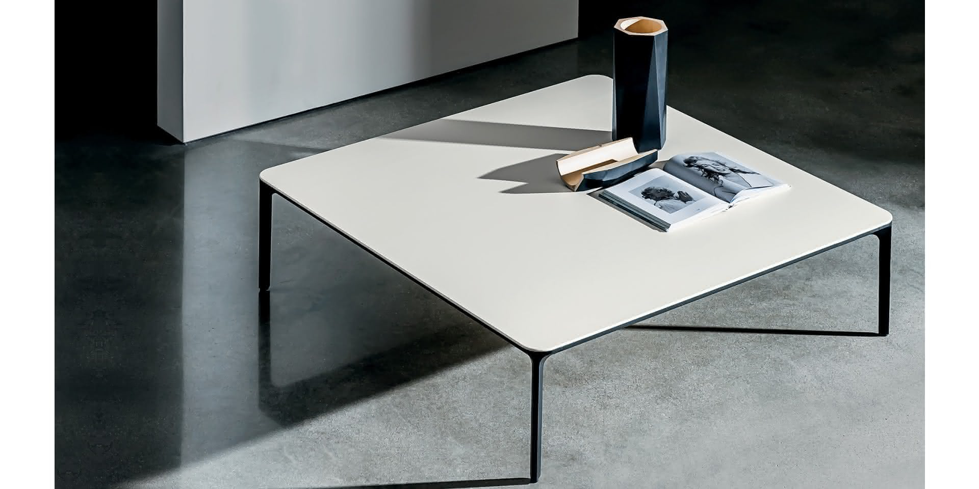 Square Coffee Table Slim Collection Design Sovet with proportions 1920 X 960