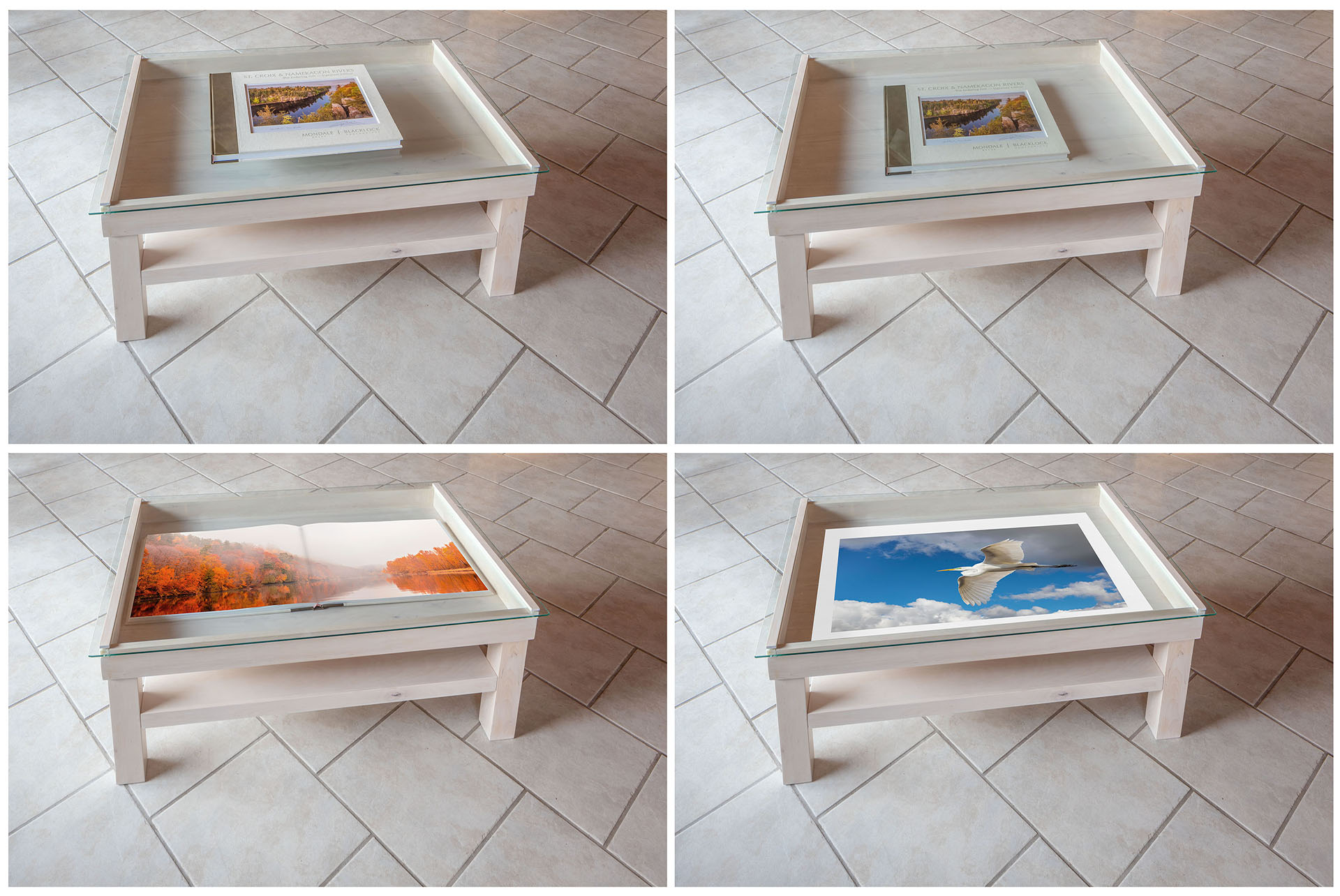 St Croix Photography Display Coffee Table pertaining to sizing 1920 X 1284
