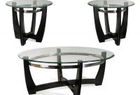 Steve Silver Company Mt2000 Matinee Coffee Table Set The Simple inside measurements 1500 X 1500
