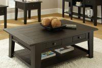 Steve Silver Liberty Rectangle Antique Black Wood Coffee Table inside measurements 1600 X 1600