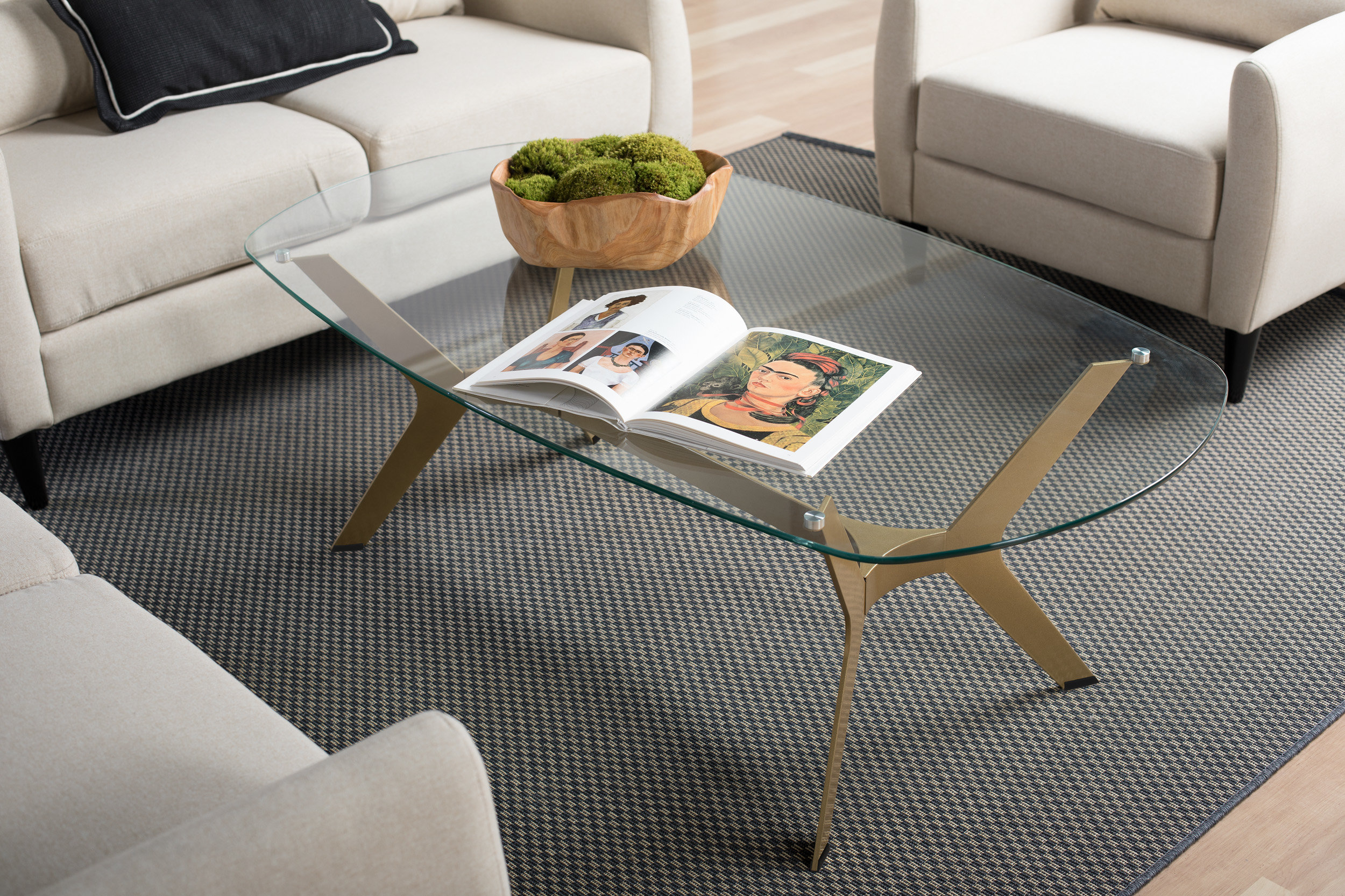 Studio Designs Home Archtech Modern Coffee Table Reviews Wayfair within size 2500 X 1666