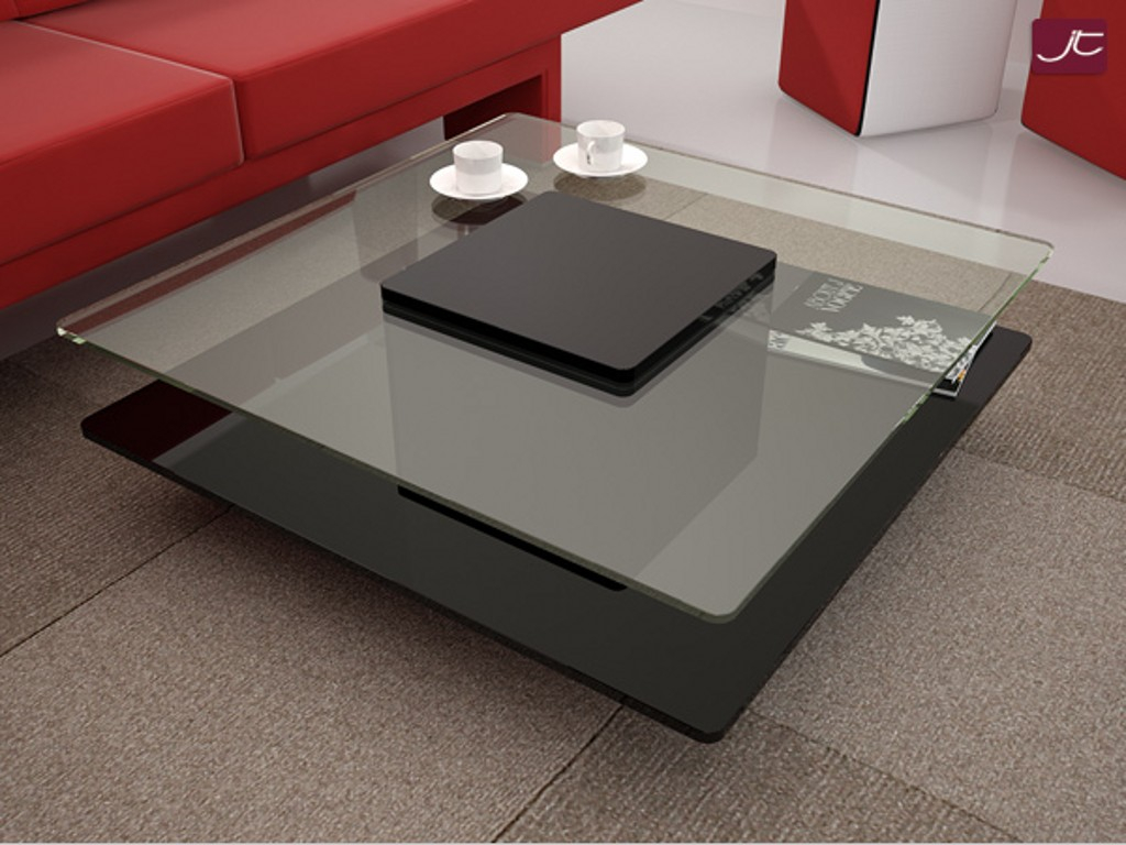 Stylish Contemporary Glass Coffee Tables All Furniture inside proportions 1024 X 768
