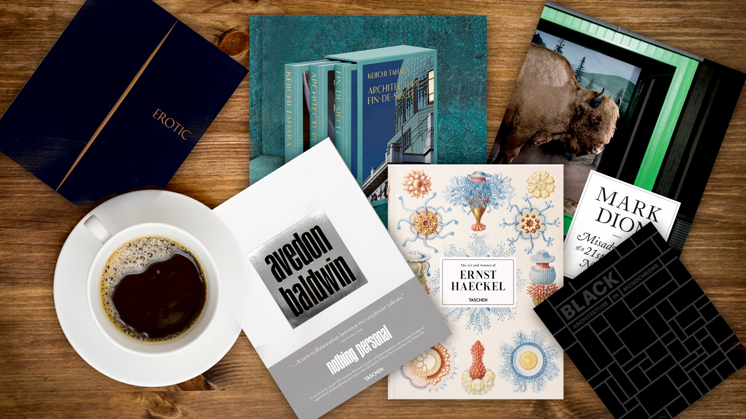 The Best Coffee Table Books Of 2017 intended for measurements 2560 X 1440