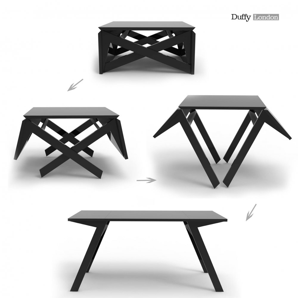 The Mk1 Transforming Coffee Table Can Convert Into A Dining Table In with size 1000 X 1000