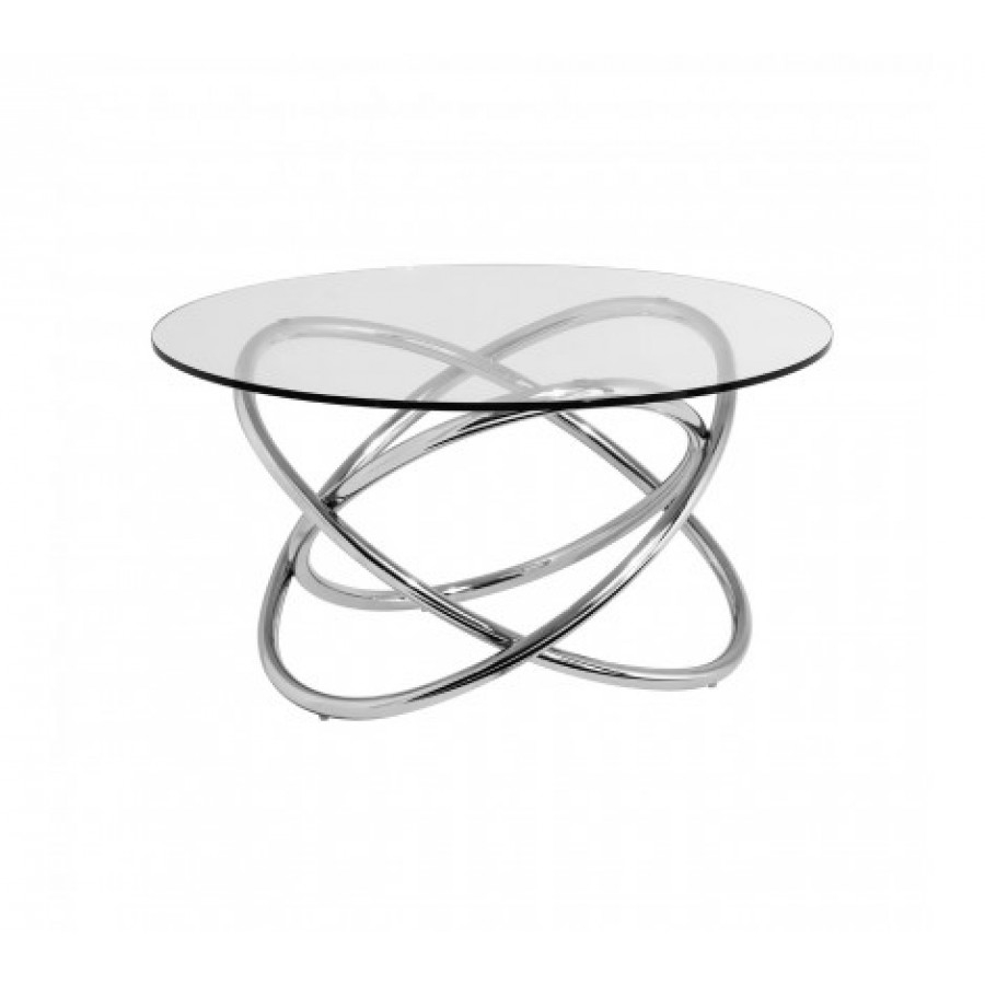Thompson Coffee Table Small Clear throughout size 900 X 900