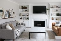 Tips To Style A Round Coffee Table In Your Living Room The Diy intended for size 1800 X 1200