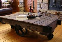Train Cart Coffee Table Hipenmoedernl regarding size 1480 X 965