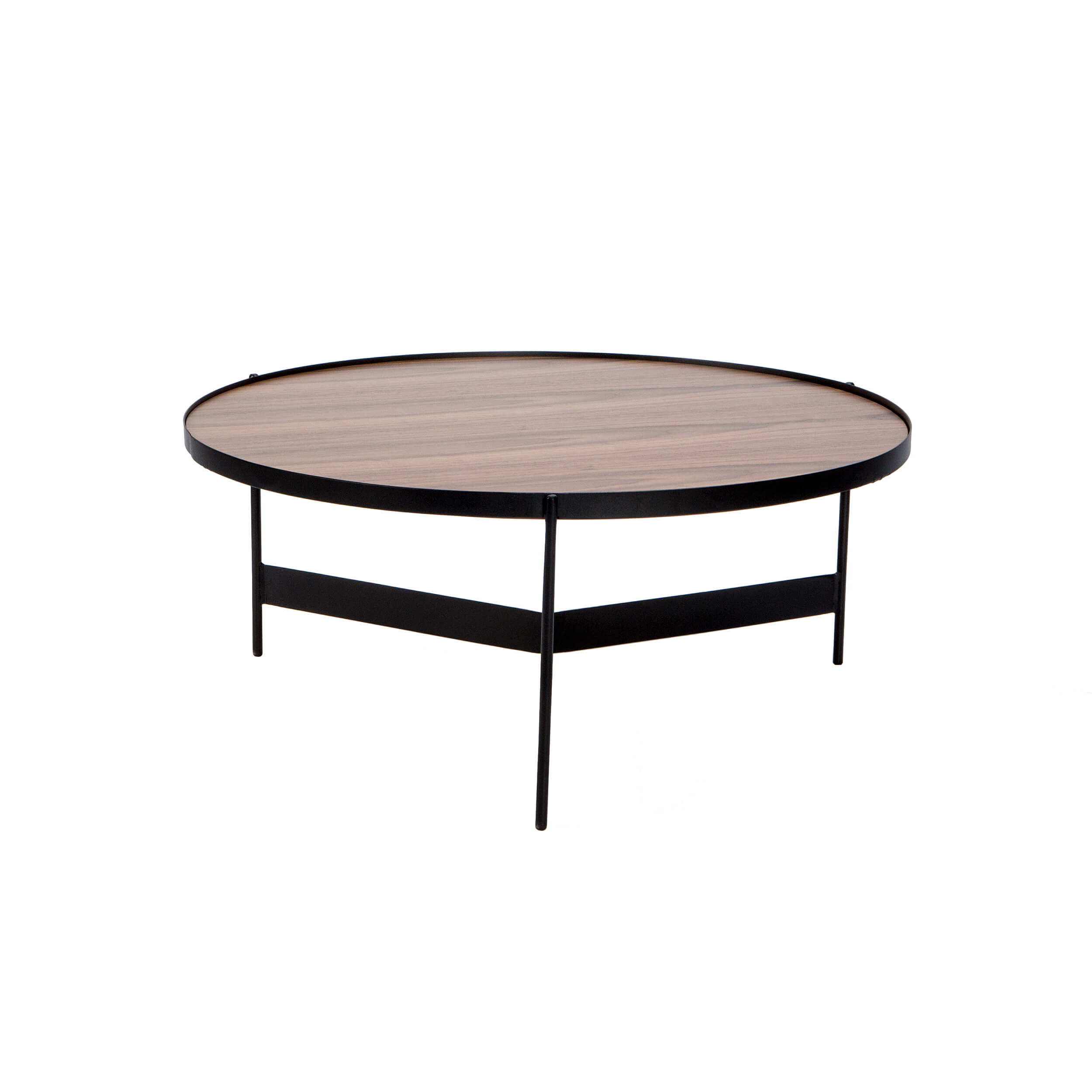Tripod Coffee Table With Metal Legs Black Felix Zillo Hutch within size 2500 X 2500