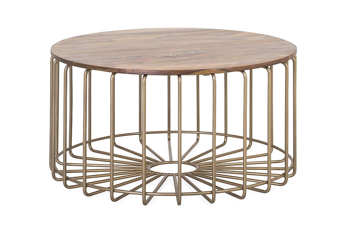 Troy Round Coffee Table Michael Murphy Home Furnishing pertaining to dimensions 1200 X 801