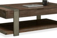 Union City Lift Top Coffee Table Bark Value City Furniture And with dimensions 1500 X 700