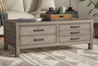 Union Rustic Brianne Lift Top Coffee Table Reviews Wayfair with regard to sizing 2000 X 2000
