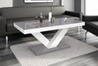 Vincenza Unique High Gloss Rectangular Coffee Table inside measurements 1200 X 800