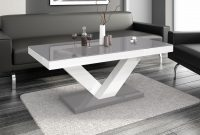 Vincenza Unique High Gloss Rectangular Coffee Table regarding sizing 1200 X 800