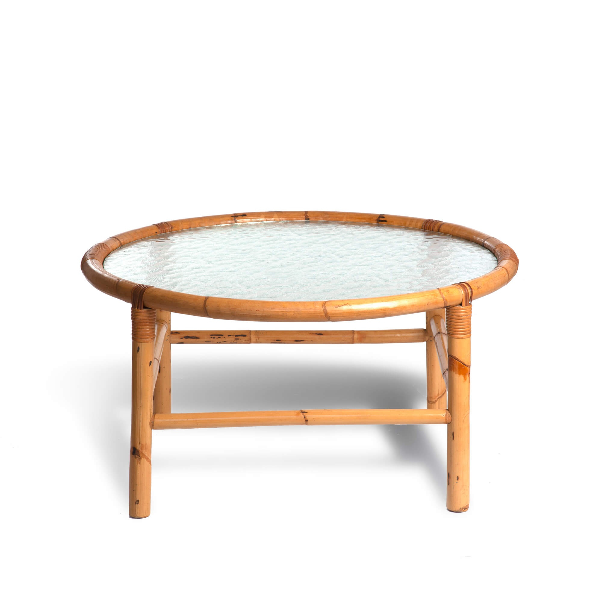Vintage Bamboo Coffee Table regarding size 2000 X 2000