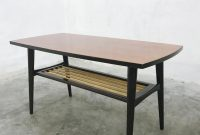 Vintage Mid Century 1960s Coffee Table Made Of Beechwood And Etsy with proportions 794 X 1059