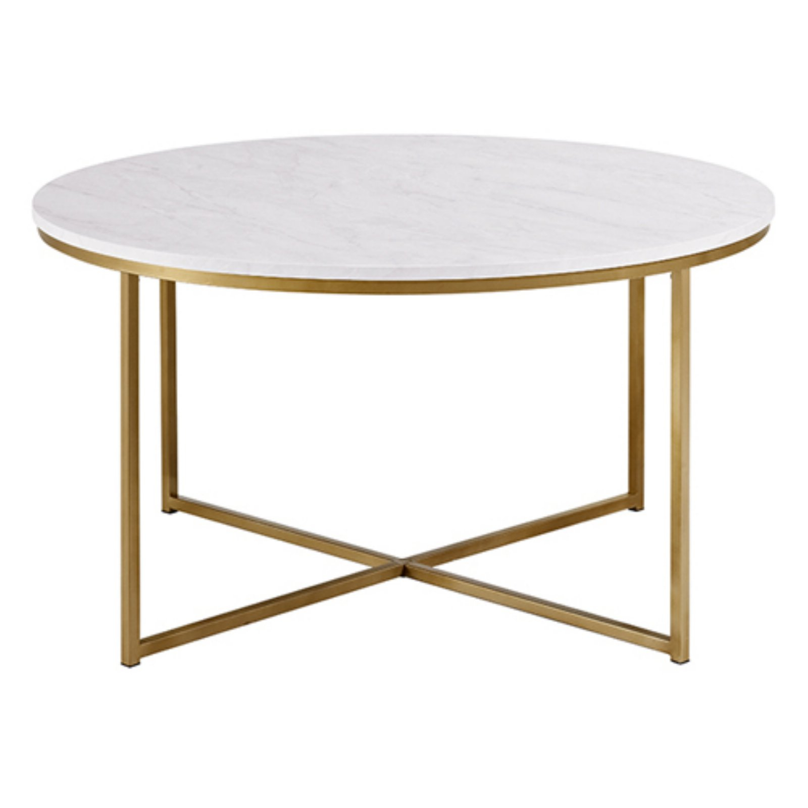 Walker Edison X Base Coffee Table Walmart in proportions 1600 X 1600