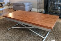 Walnut Dwell Coffee Tabledining Table In Milngavie Glasgow Gumtree intended for measurements 768 X 1024