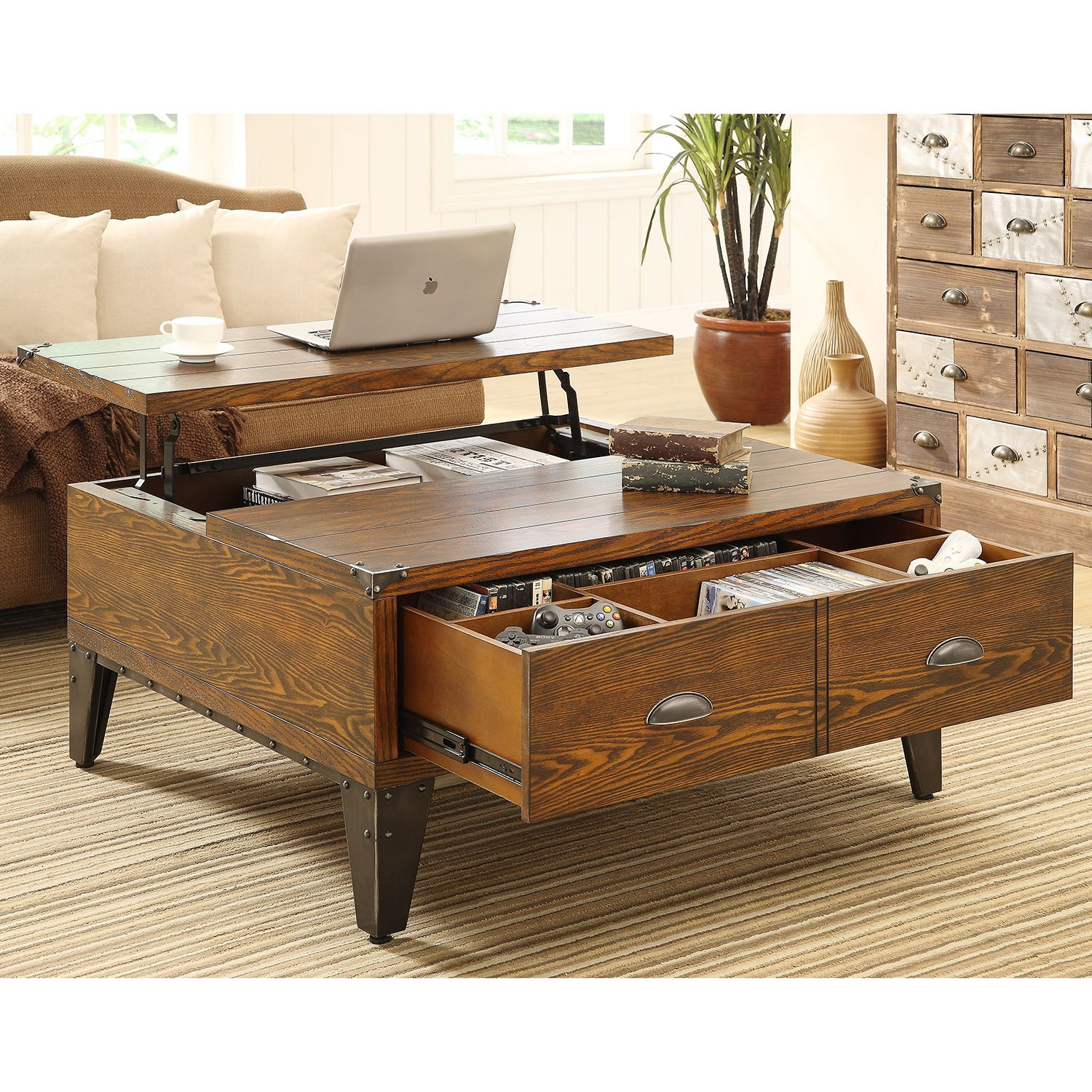 Wellington Lift Top Coffee Table Sams Club For The Home throughout sizing 1500 X 1500