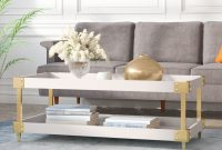 Willa Arlo Interiors Blais Coffee Table With Tray Top Reviews with regard to sizing 2000 X 2000