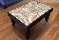 Wine Cork Coffee Table Album On Imgur with regard to proportions 2431 X 1850