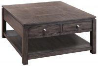 Winners Only Hartford 40 4 Drawer Square Coffee Table Lindys for size 1732 X 1732