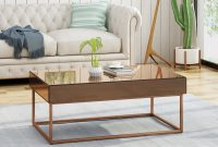 Wrought Studio Mcchristian Modern Glam Coffee Table With Storage pertaining to size 2500 X 2500