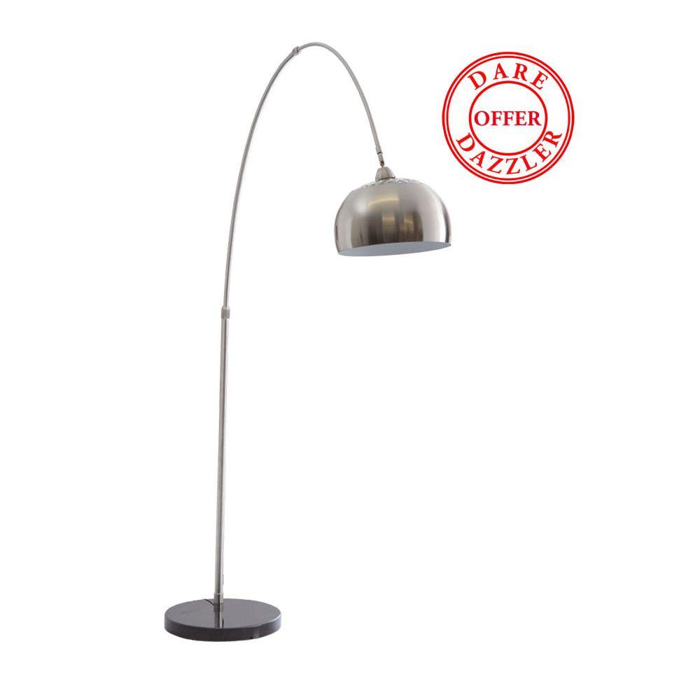 Dare Gallery Argus Floor Lamp 149 Floor Lamp Basket pertaining to measurements 1000 X 1000