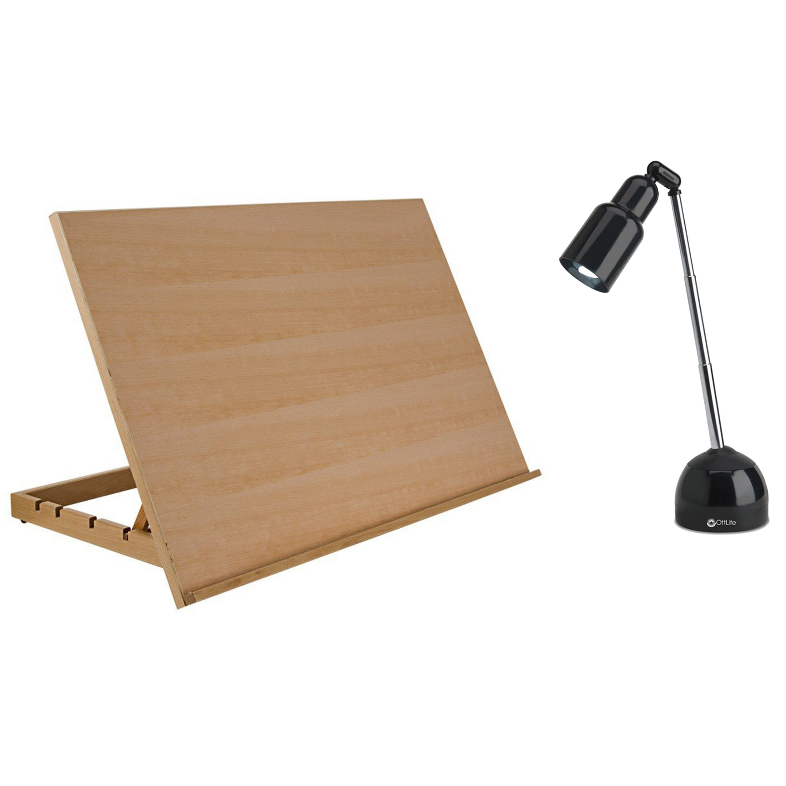 Details About Soho Urban Artist Wood Drawing Board Large 1975 X 30 With Desk Light Option in proportions 4800 X 4800