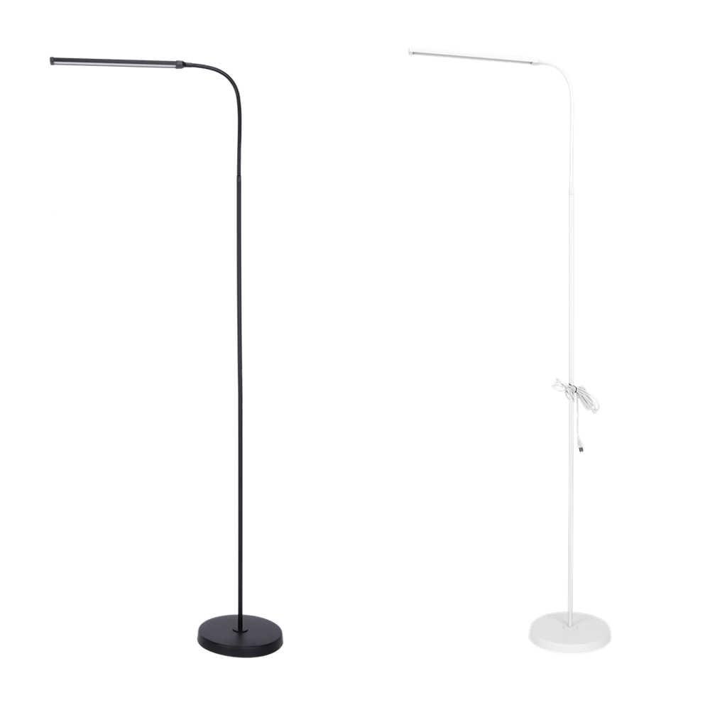 Standing Floor Lamp Dimmer Display Cabinet