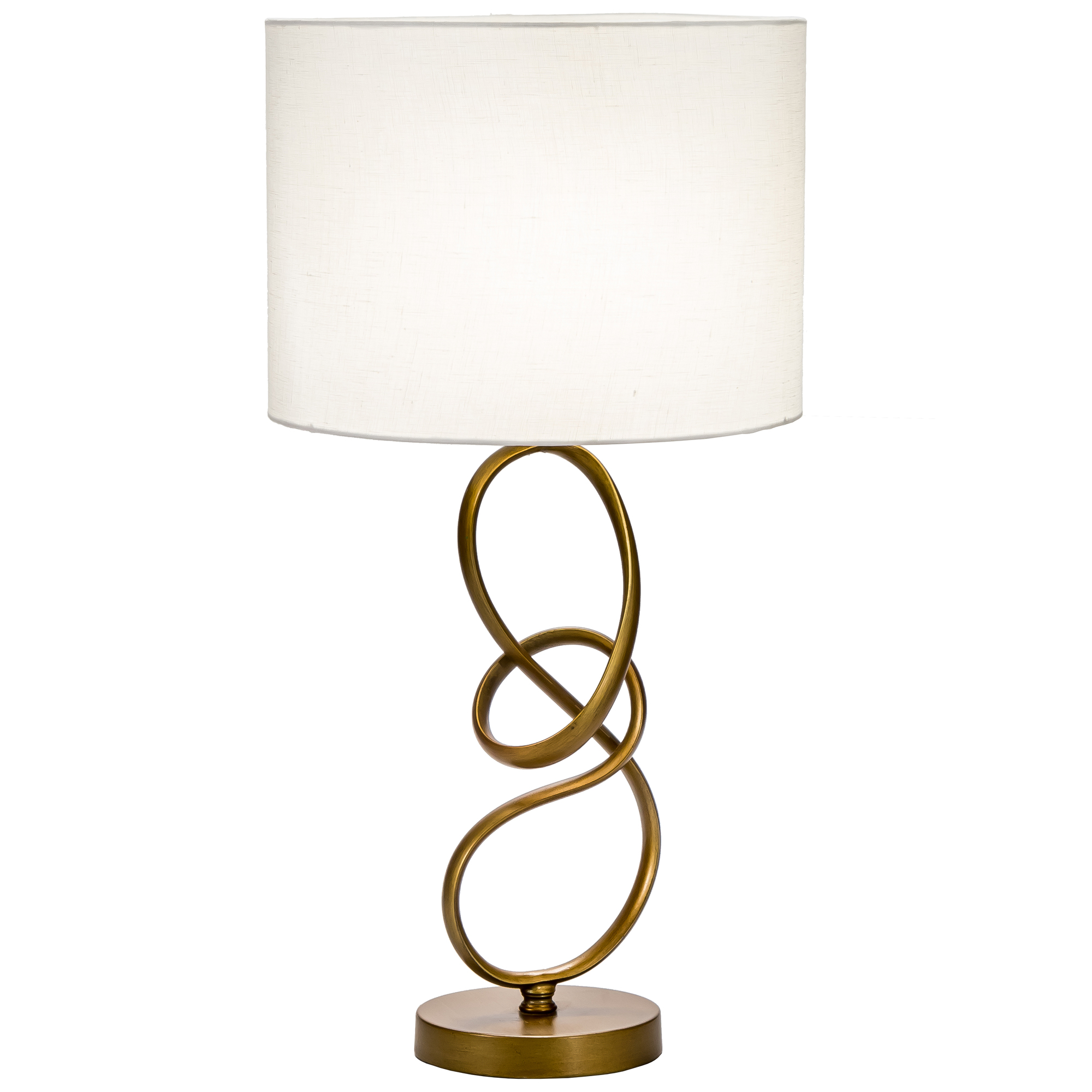 Knox Metal Table Lamp intended for proportions 2000 X 2000