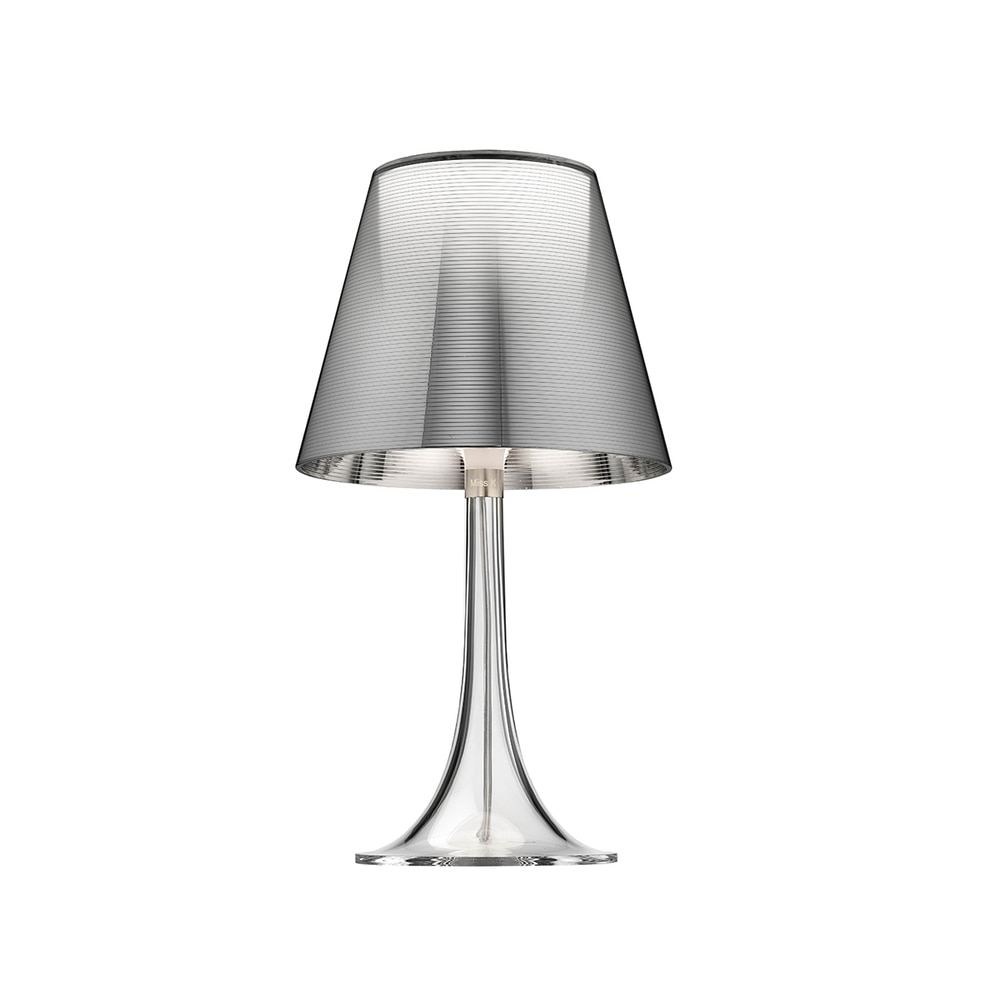 Miss K Table Lamp In Silver Black Or Red throughout measurements 1000 X 1000