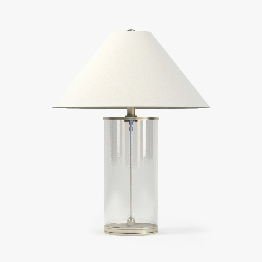 Modern Table Lamp 3d Model 12 Fbx Obj Max Free3d within sizing 900 X 900